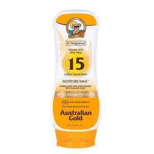 Australian gold spf 15 lotion