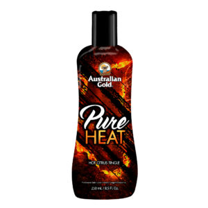 Australian Gold Pure heat tingle tanning lotion