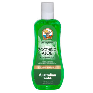 soothing aloe aftersun