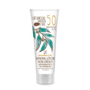 spf 50 tinted face lotion