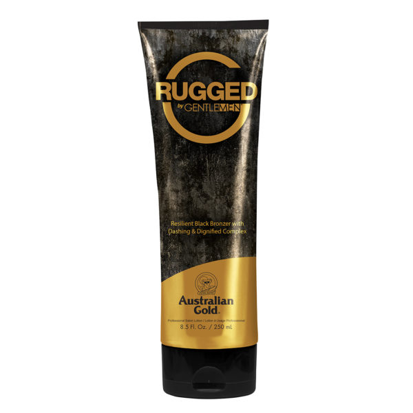 Australian Gold rugged new for 2020 tanning lotion cyrano