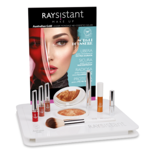 Australian Gold Raysistant make-up collection