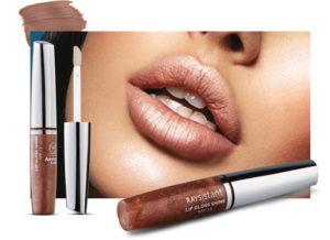 raysistant make up australian gold shine shimmer lipgloss cyrano ltd lipstick SPF15 spf
