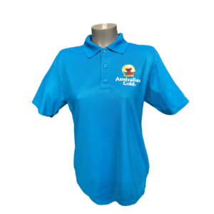 Australian gold polo shirt