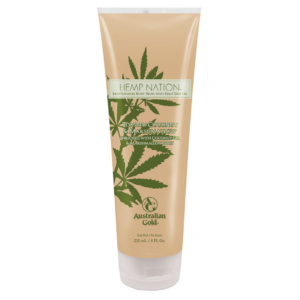 Australian gold hemp nation toasted coconut and marshmallow body wash