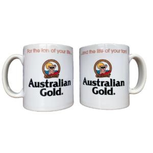 Australian Gold mugs