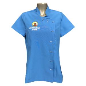 australian gold beauty salon uniform