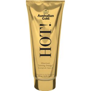 Australian gold hot