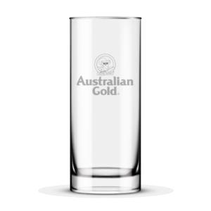 Australian gold glasses