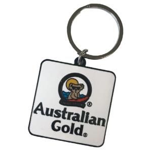 Australian Gold keyring