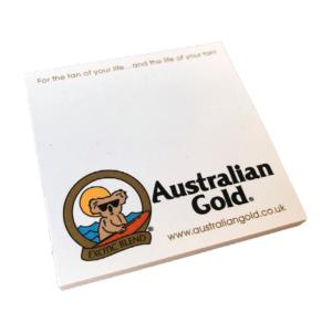 Australian Gold Sticky Notes