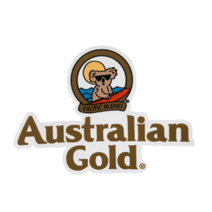 Australian gold decals