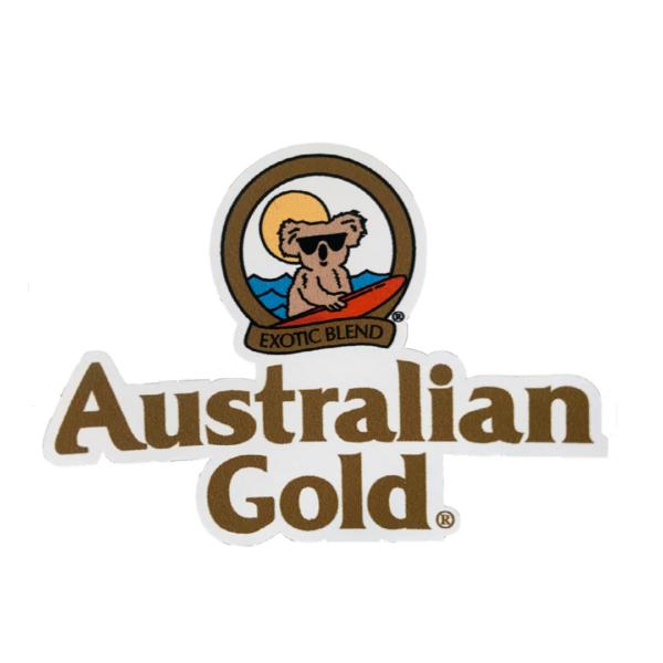 Australian gold decals